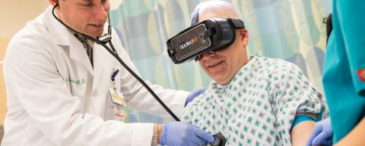 vr in health.com