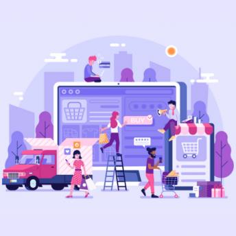 retail app